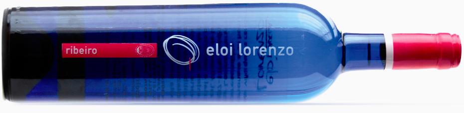 Botella de Vino Eloi Lorenzo